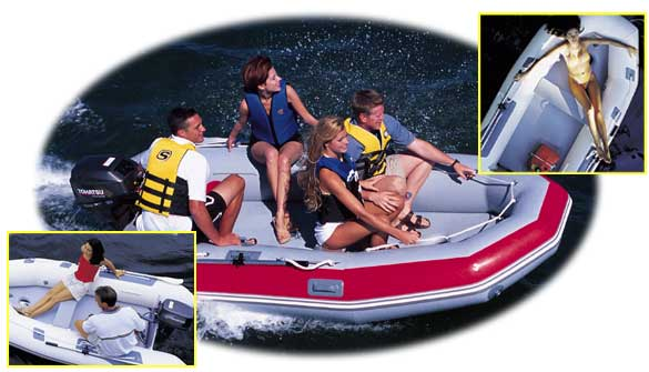 Achilles Inflatable Lsi Sport Tenders By West Coast